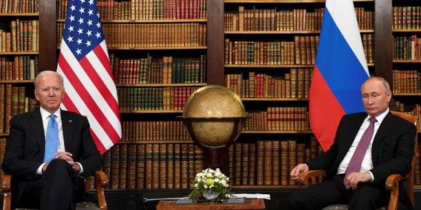 Lors de leur rencontre à Genève ce 16 juin, Joe Biden a fourni à Vladimir Poutine une liste de seize secteurs contre lesquels toute cyberattaque devrait être interdite à l'avenir.