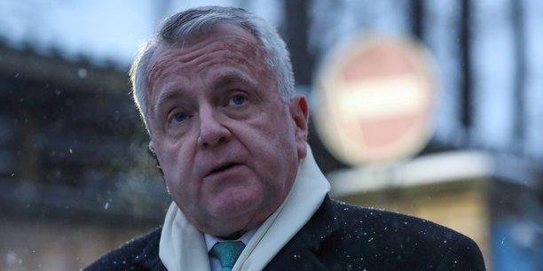 L'ambassadeur des etats-unis en russie est revenu a moscou[reuters.com]