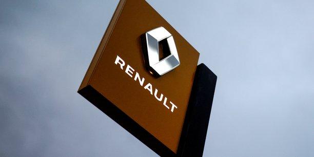 Renault choisit le chinois envision pour son usine de batteries de douai[reuters.com]