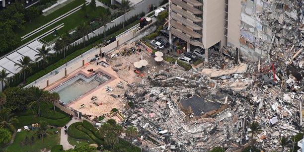 Des dizaines de disparus apres l'effondrement d'un immeuble en floride[reuters.com]