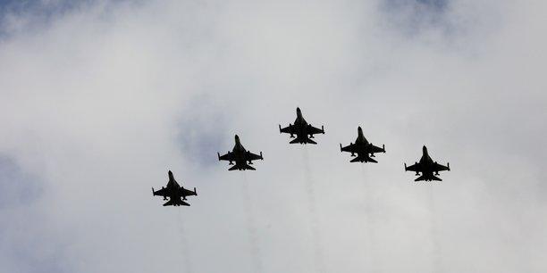 Le departement d'etat americain donne son aval a la vente de f-16 aux philippines[reuters.com]