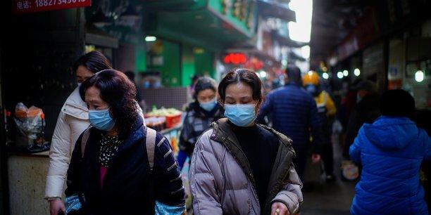 Le virus a l'origine du covid-19 aurait pu etre en circulation en chine des octobre 2019, selon une etude[reuters.com]