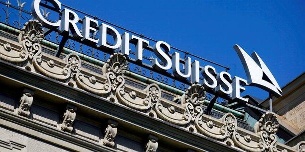 Proie fragile, credit suisse envisage un reorganisation voire une fusion, selon des sources[reuters.com]
