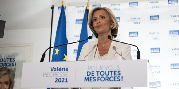 Valérie Pécresse.