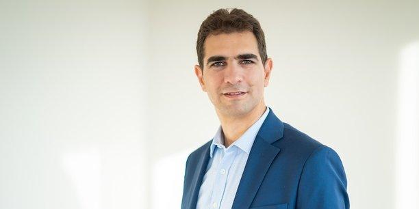 Michaël Trabbia, le directeur de la technologie et de l'innovation d'Orange.