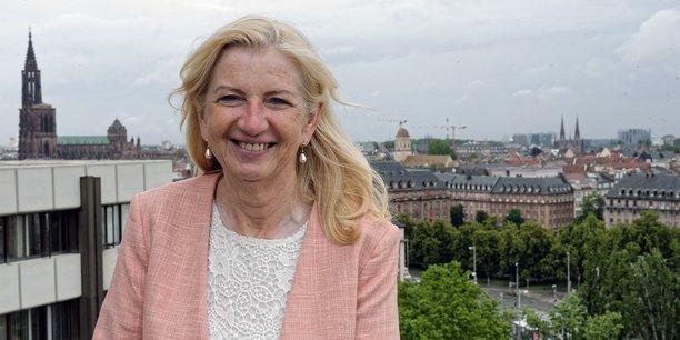 Je souhaite aller vers un équilibre entre le développement économique et une programmation orientée vers l'agriculture maraîchère ou nourricière, déclare Pia Imbs, présidente de l'Eurométropole de Strasbourg