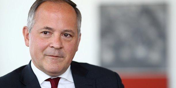 Benoît Coeuré est responsable du pôle innovation à la Banque des règlements internationaux (BRI) et ancien membre du directoire de la Banque centrale européenne.