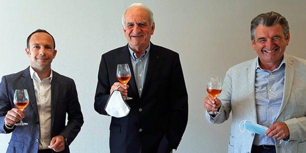 Le groupe ICV (Institut coopératif du vin) prend une participation majoritaire dans Nyséos, laboratoire montpelliérain spécialisé dans l'analyse des arômes des vins et des boissons.