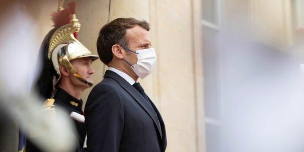 Emmanuel Macron, ainsi que le Premier ministre Jean Castex et les ministres Bruno Le Maire (Economie) et Elisabeth Borne (Travail) reçoivent à 11 heures les huit chefs de file des centrales syndicales.