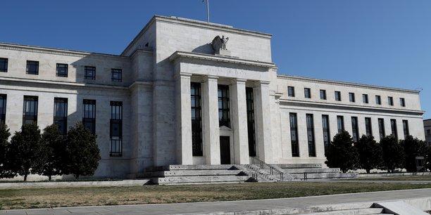 La Fed reste inflexible : l'inflation devrait ralentir d'ici la fin de l'année et certaines des hausses de prix qui ont accompagné la réouverture de l'économie vont s'amenuiser.