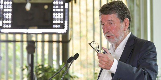 Alain Anziani président de Bordeaux Métropole