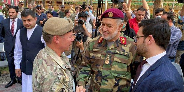 Le commandant des troupes americaines en afghanistan a quitte ses fonctions[reuters.com]