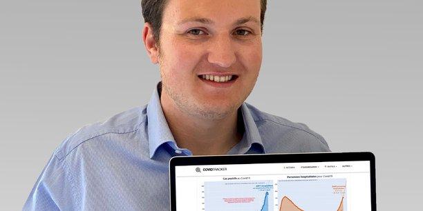 A seulement 25 ans, le savoyard Guillaume Rozier, fondateur de Covid Tracker et Vite Ma Dose, avait reçu en mai dernier l'ordre national du Mérite à titre exceptionnel pour la création de ses services anti-Covid 19 gratuits sur Internet.