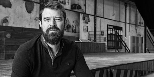 Benoit Hillinger, responsable de projet chez Coodio à Montpellier