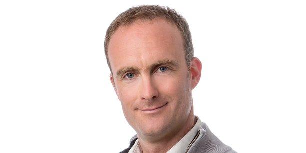 Hugues Thiebeauld, cofondateur et CEO de l'entreprise de cybersécurité eShard.