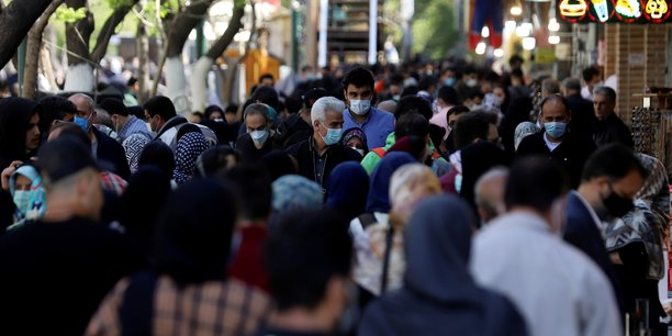 Iran: une semaine de confinement a teheran face a une cinquieme vague de covid-19[reuters.com]