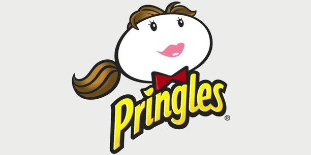 Madame Pringles déplait moins à un public masculin lorsqu'elle est accompagnée de slogans affrimés. Fourni par l'auteur.
