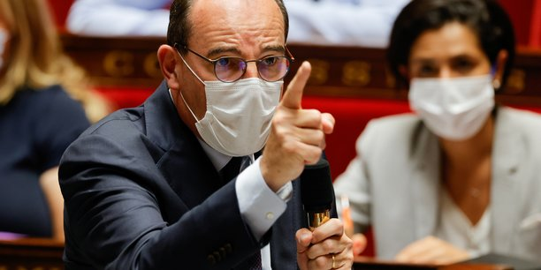Coronavirus: castex table sur une promulgation debut aout de la loi pass sanitaire[reuters.com]