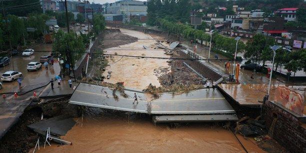 Intemperies: des dizaines de milliers d'habitants evacues en chine[reuters.com]