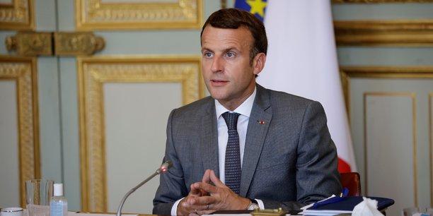 France: macron organise un conseil de defense sur l'affaire pegasus[reuters.com]