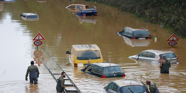 De Chine en Allemagne, des crues révélatrices de la vulnérabilité climatique.