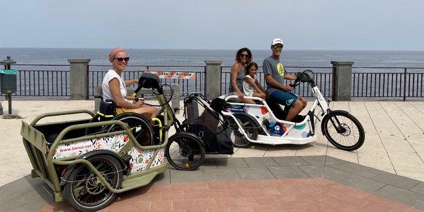 Plutôt que de vendre son handbike aux particuliers, l'objectif de Benur est de sensibiliser les collectivités et les acteurs du tourisme pour qu'ils prennent en charge son installation, en les proposant à la location.  Il a déjà rencontré 180 communes sur les six derniers mois.