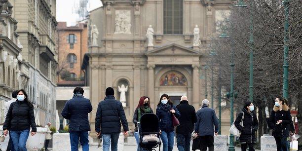 L'italie generalise le pass sanitaire face a la propagation du covid[reuters.com]