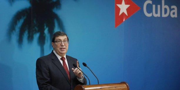 Sanctions cuba: premieres mesures concretes de l'administration de biden[reuters.com]