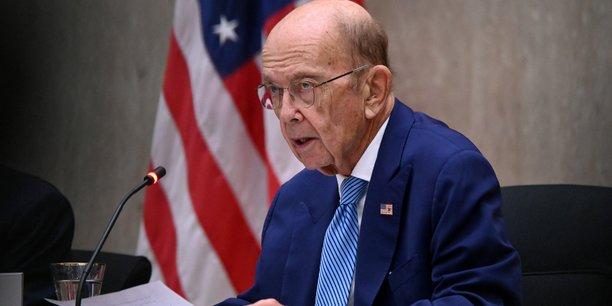 La chine sanctionne l'ex-secretaire americain au commerce wilbur ross[reuters.com]