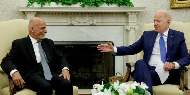 Biden reitere le soutien des etats-unis au president afghan, dit la maison blanche[reuters.com]