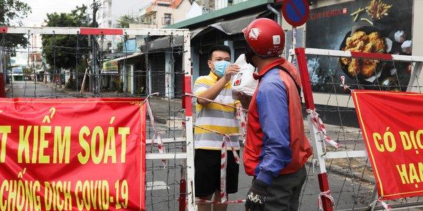 Nouveau record d'infections au coronavirus au vietnam[reuters.com]