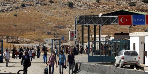 Deux soldats turcs tues dans le nord de la syrie[reuters.com]