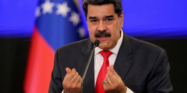 Venezuela: maduro se dit pret a discuter avec l'opposition en aout[reuters.com]