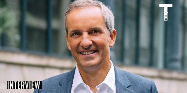 Pascal Demurger, directeur général de la Maif
