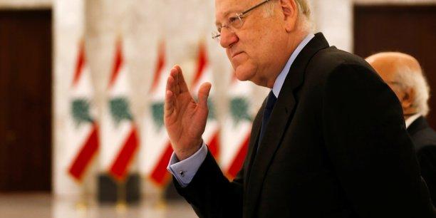 Liban: najib mikati, pressenti pour etre premier ministre, rencontre le president aoun[reuters.com]