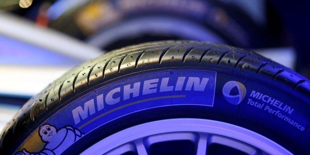 Michelin releve ses previsions 2021, rebond post-covid au s1[reuters.com]