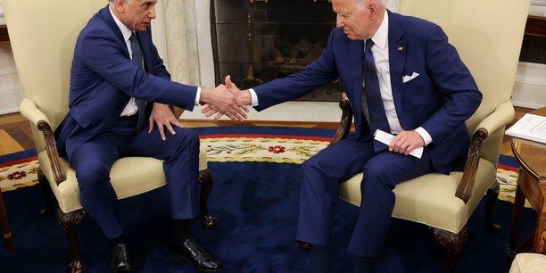 Biden signe l'accord mettant fin a la mission de combat us en irak[reuters.com]