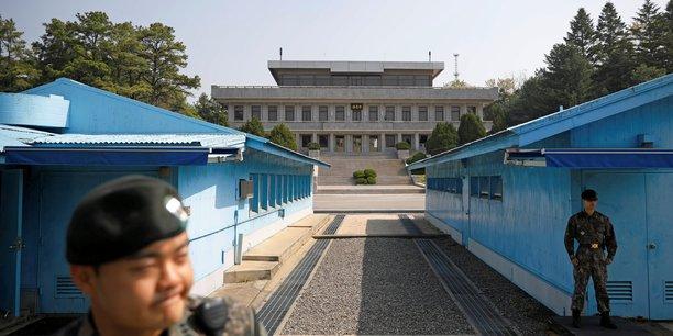 Seoul et pyongyang retablissent le telephone rouge intercoreen[reuters.com]