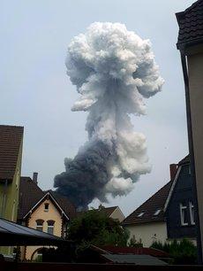 Allemagne: explosion sur un site d'usines chimiques, des blesses, 5 disparus[reuters.com]