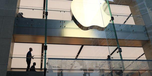 Apple depasse les attentes de wall street avec ses iphones[reuters.com]