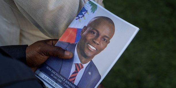 Haiti: un responsable de la securite du president assassine arrete[reuters.com]