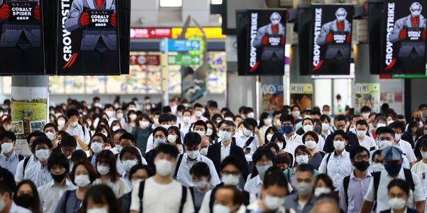 Les provinces voisines de tokyo demandent des mesures d'urgence face a la flambee des cas de coronavirus[reuters.com]