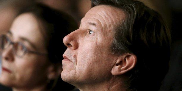 Gilles Pélisson, le PDG de TF1.