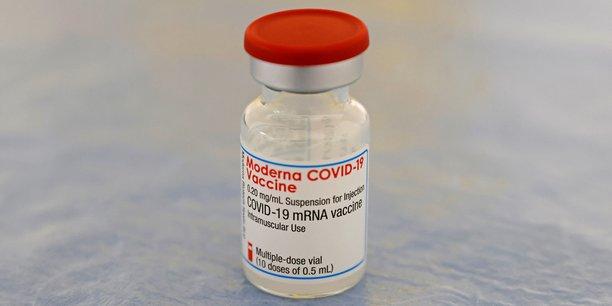 La has autorise le vaccin moderna pour les 12-17 ans[reuters.com]