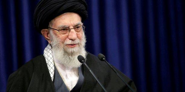 Nucleaire: l'ayatollah khamenei accuse les usa d'etre responsables de la pause dans les negociations[reuters.com]