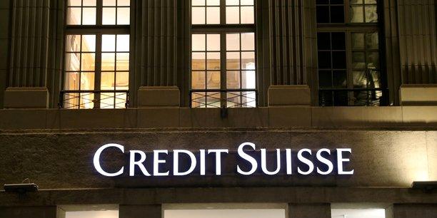 Credit suisse: chute du benefice net de 78% au t2, impacte par archegos[reuters.com]