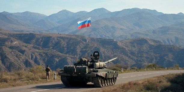 L'armenie souhaite des renforts russes a la frontiere avec l'azerbaidjan[reuters.com]