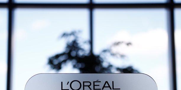 L'oreal dope par ses parfums et son maquillage[reuters.com]