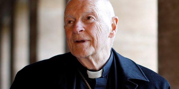 Etats-unis: l'ex-cardinal mccarrick inculpe d'agression sexuelle sur mineur[reuters.com]