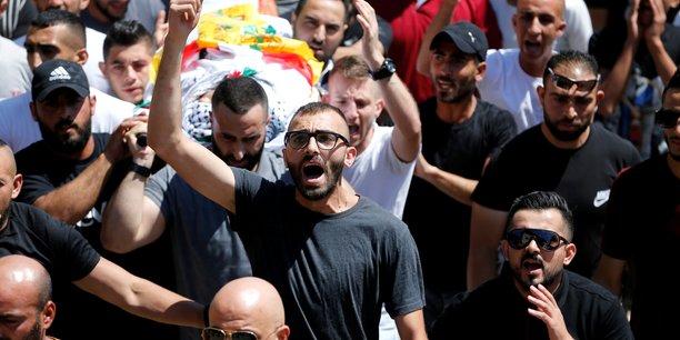 Un palestinien tue par des soldats israeliens lors de heurts en cisjordanie[reuters.com]